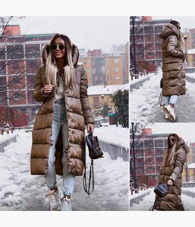Молодежные зимние Пальто
